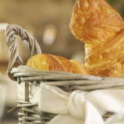 Champagne ontbijt schalienhof veurne